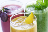 Make A Fertility Smoothie With Fertility Foods