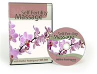 Self Fertility Massage DVD