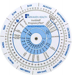 Ovulation Pregnancy Wheel