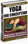 Yoga For Conception Book