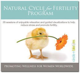 Natural conception with blocked tubes naturally