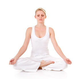 Yoga poses to increase fertility lotus pose meditation mightylinksfo